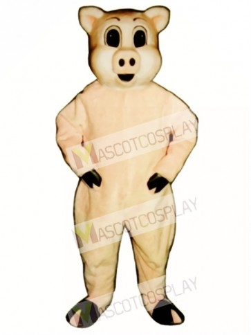 Big Pig Mascot Costume
