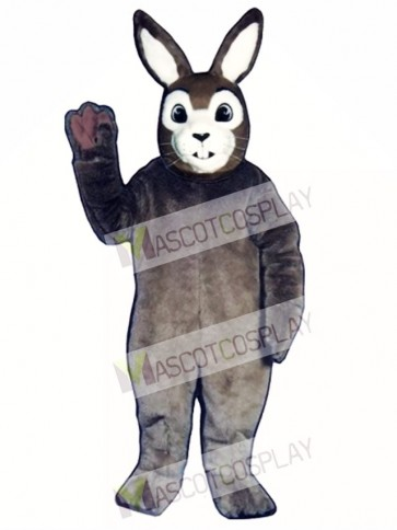 Easter J.R. Bunny Rabbit Mascot Costume