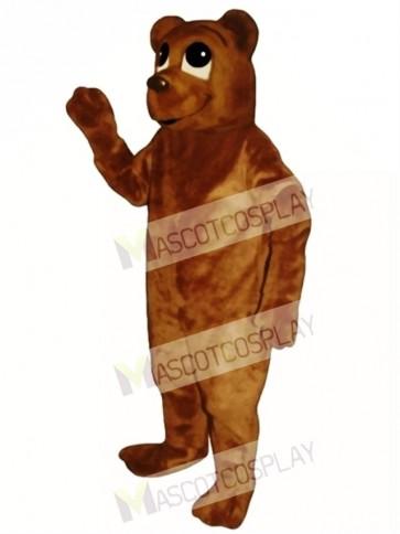 Grundy Groundhog Mascot Costume