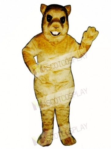 Gopher It Mascot Costume