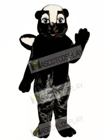 Stinky Stink Mascot Costume
