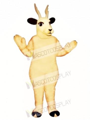 Cute Donald Deer Mascot Costume