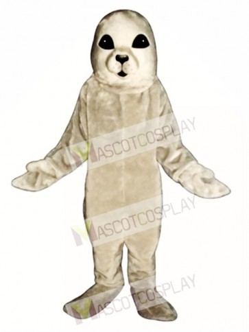Cute Baby Seal Mascot Costume