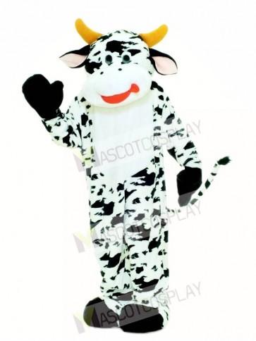 Deluxe Moo Cow Mascot Costume
