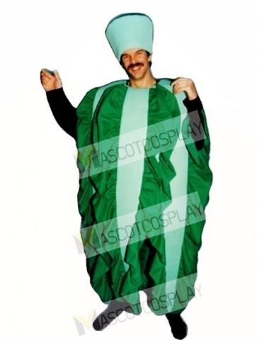 Leaf Lettuce Mascot Costume