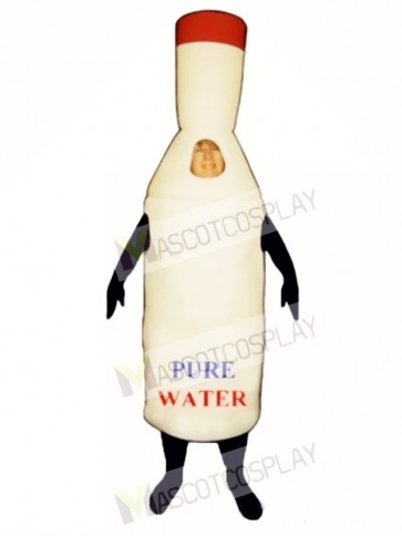 Water Bottle Mascot Costume
