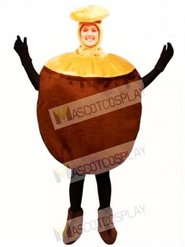 Nut Mascot Costume