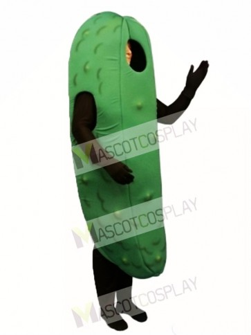 Sweet Pickle Mascot Costume