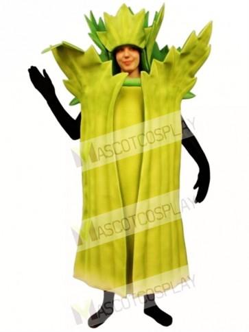 Celery Mascot Costume