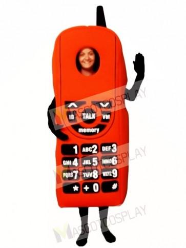 New Cell Phone Mascot Costume