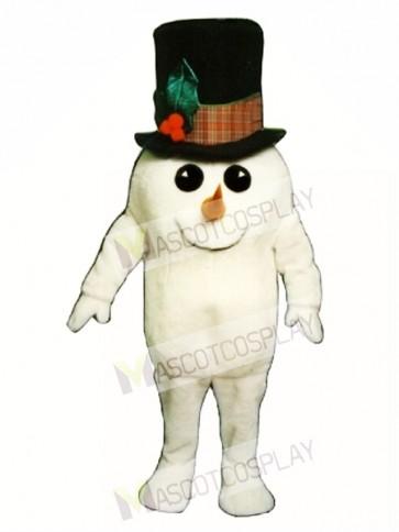 Madcap Snowman Mascot Costume