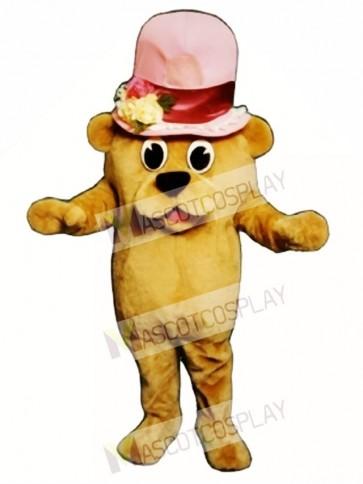 Madcap Bear Mascot Costume
