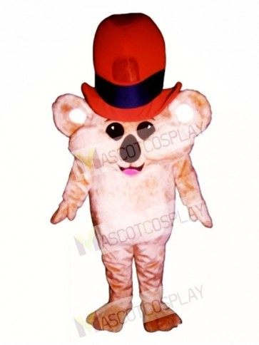Madcap Koala Bear Mascot Costume