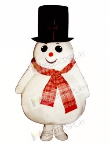 Madcap Snow Boy Mascot Costume