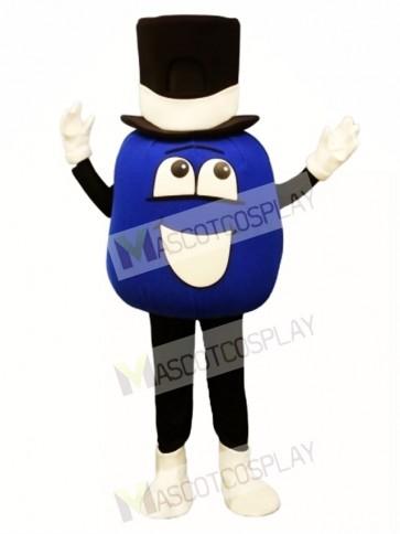Madcap Blueberry Mascot Costume