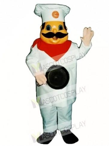 Chef Cuisine Mascot Costume