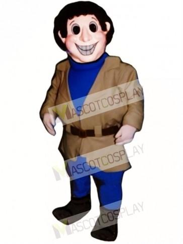 Happy Hank Mascot Costume