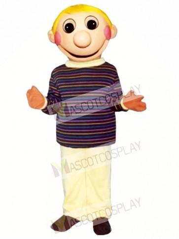 J.R. Mascot Costume