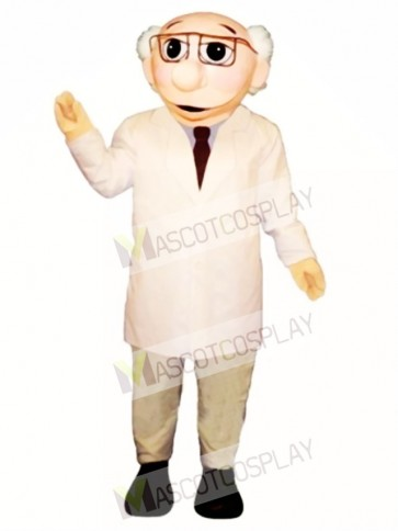 Professor Mascot Costume
