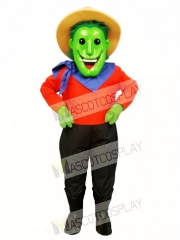 Mr. Green Thumbs Mascot Costume