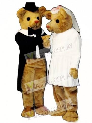 New Bearnice Bear Mascot Costume