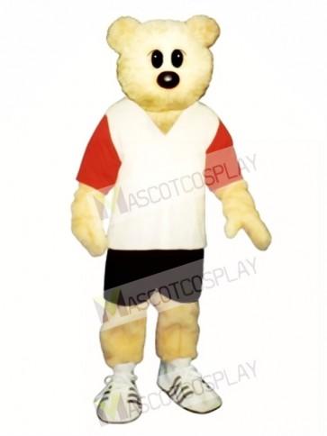 Kindergarten Bear Mascot Costume