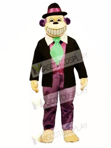 Monkey Dude Mascot Costume