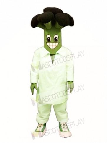 Mr. Broccoli Mascot Costume