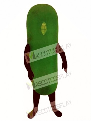 Pickle Mascot Costume