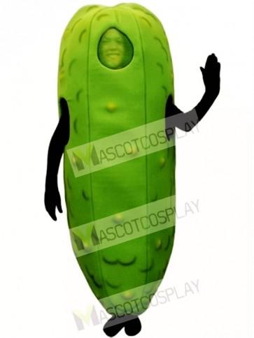 Dill Pickle Mascot Costume