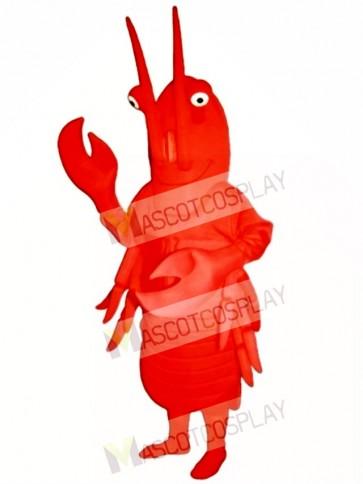 Crawdad Mascot Costume