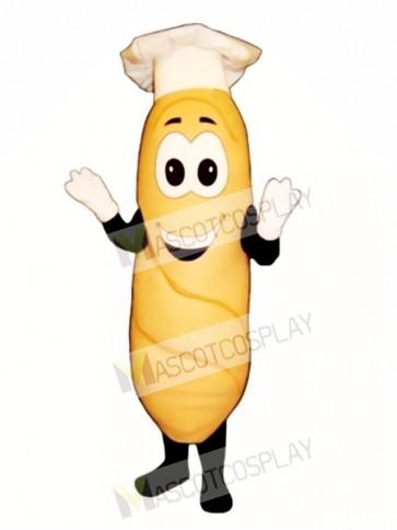 French Breadie Mascot Costume