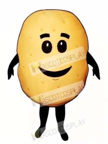 Baked Potato Mascot Costume