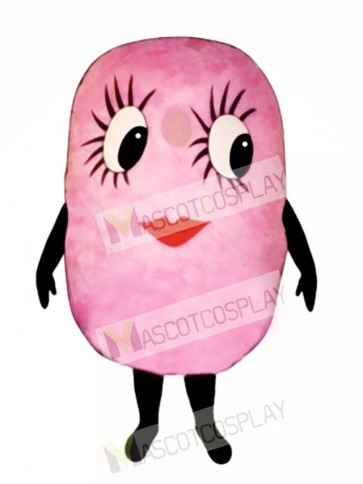 Cotton Candy Mascot Costume