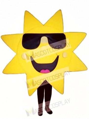 Sunshine Mascot Costume