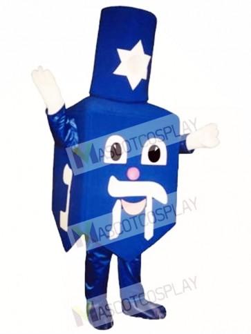 Dreidel Mascot Costume