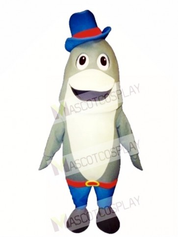 Texas Catfish Mascot Costume