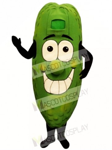 Dilly Cucumber Mascot Costume