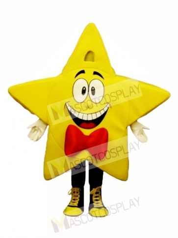 Comic Star Mascot Costume