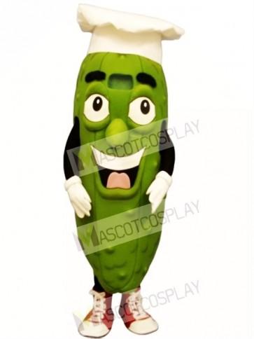 Pickled Chef Mascot Costume