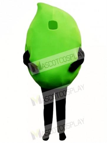 Big Lime Mascot Costume