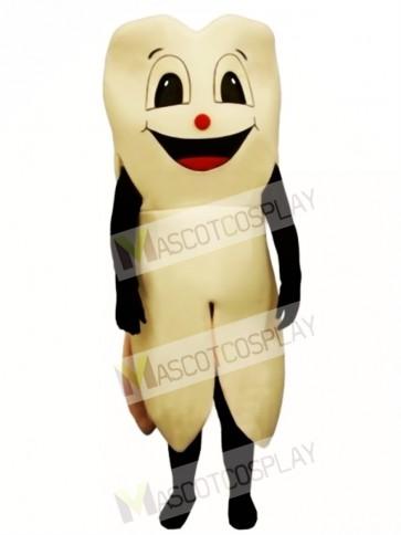 Happy Tooth Mascot Costume