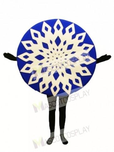 Snowflake Mascot Costume