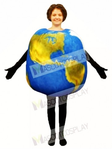 World Mascot Costume