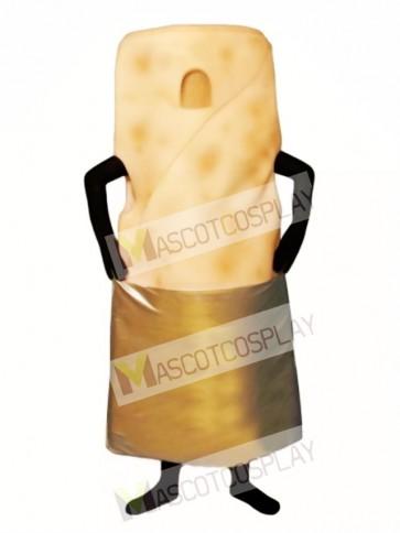 Burrito Mascot Costume
