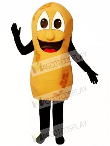 Umpire Peanut Mascot Costume