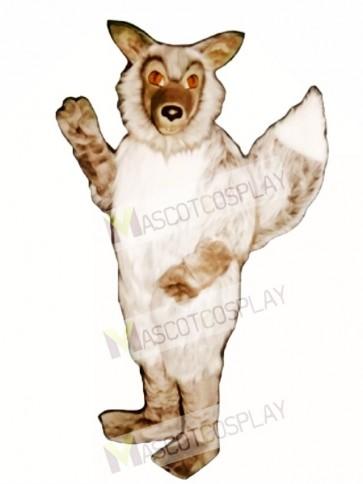 Cute Wild Wolf Mascot Costume
