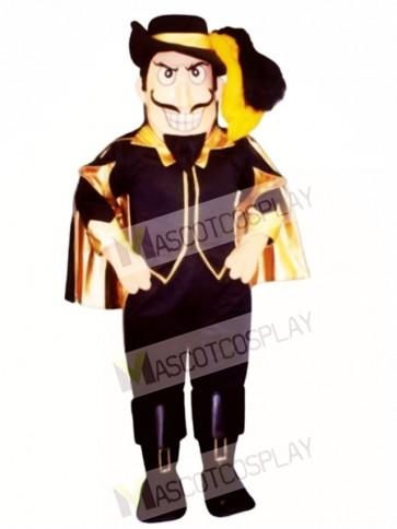 Musketeer Mascot Costume
