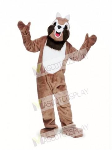 Chipmunk Mascot Costume