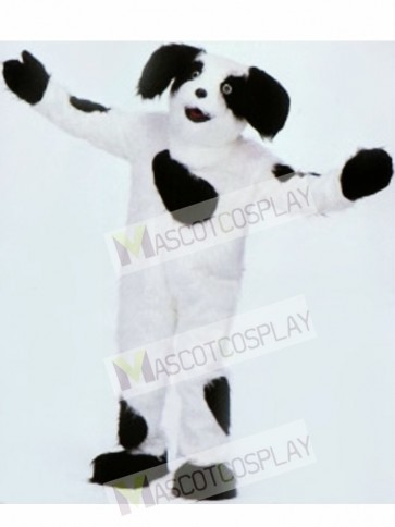Sheep Dog Mascot Costume
